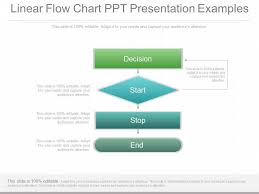 Flow Chart Powerpoint Presentation Linear Flow Chart Ppt Presentation Examples Powerpoint
