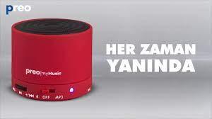 MM05 preo | mySound Bluetooth Taşınabilir Speaker - YouTube