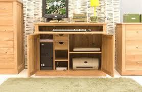 hideaway home office. Conran Solid Oak Modern Furniture Hidden Home Office Hideaway Computer PC Desk P