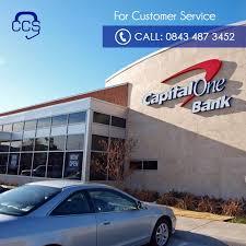 Capital One Bank Customer Service Capital One Uk Customer Service Number 0843 487 3452 Capital One