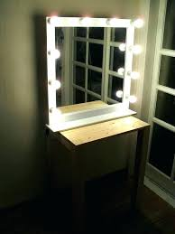 illuminated makeup mirror amazing oval vanity mirror with lights and vanities oval vanity mirror with lights
