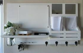 Coat Rack Mail Organizer entryway mirror organizer traciandpaul 43
