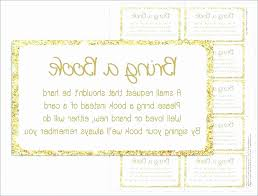baby shower registry cards template free free wedding registry card template inspirational baby shower