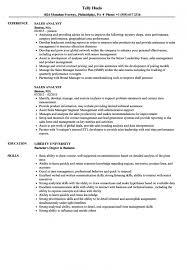Sales Analyst Resume Examples Best of Sales Analyst Resume Samples Velvet Jobs With Resume Sample Sales
