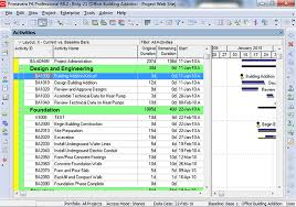 Microsoft Project Print Without Gantt Chart The Essential Guide To Printing Layouts In Primavera P6