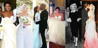 the 47 best celebrity wedding dresses wedding gown ideas from stars