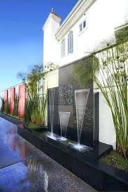 modern wall fountain modern wall water fountains best images on modern outdoor wall mounted fountains