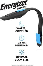 Cheap Book Lights Energizer Clip On Book Light For Reading In Bed Led Reading Light For Books And Kindles 25 Hour Run Time Kindle Book Reading Lamp