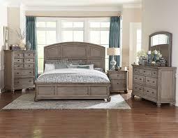 low bedroom sets. homelegance lavonia low profile bedroom set - wire-brushed gray sets