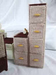 barbie furniture dollhouse. plastic canvas barbie doll office suite furniture set completed ebay dollhouse