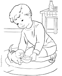Small Picture Kitten Coloring Pages Free and Printable