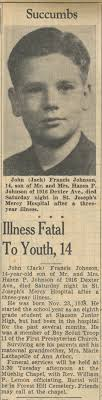 John (Jack) Francis Johnson   Ann Arbor District Library