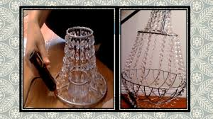 diy crystal chandelier almost 100k