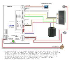 two stage thermostat wiring diagram two stage cooling thermostat Heating And Cooling Thermostat Wiring Diagram trane xv95 thermostat doityourself com community forums two stage thermostat wiring diagram name honeywell_prestige iaq w heating and cooling thermostat wiring diagram