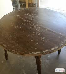 laminate furniture makeover. How To Paint Laminate Furniture: Kitchen Table Maekover Furniture Makeover E