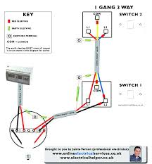 2 switches one light wiring multiple light switches from one power one light 2 switches wiring diagram 2 switches one light 2 switches one light electrical helper wiring 2 way switch video co 2 switches one light
