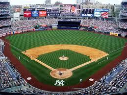 Yankee Stadium Seating Chart Football Games Yankee Stadium Bronx Ny Seating Chart View