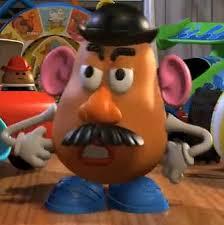 real mr potato head. Fine Potato Mr Potato Head Throughout Real Potato Head H