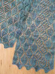 Knitted Lace Patterns Magnificent Decorating Ideas