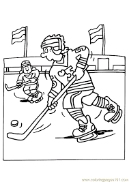 Small Picture Winter Sports Coloring Page 05 Coloring Page Free Winter sports
