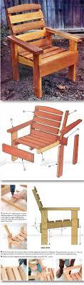 outdoor wooden chair plans. Deck Chair Plans - Outdoor Furniture \u0026 Projects | WoodArchivist.com Outdoor Wooden Chair Plans O