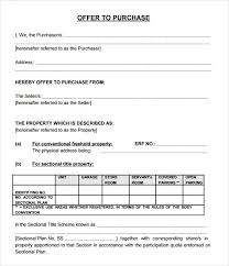 Home Purchase Agreement Form Free Magnificent Simple Purchase Agreement Form Real Estate Ceriunicaasl