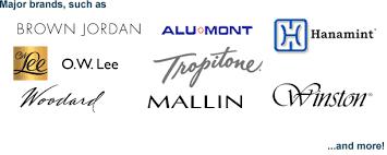 major furniture manufacturers. California Patio Furniture Brands Outdoor Restoration . Major Manufacturers