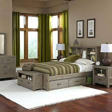 sophisticated bedroom furniture. Sophisticated Driftwood Bedroom Set Bed Highlands Bookcase Headboard In Furniture Sets D