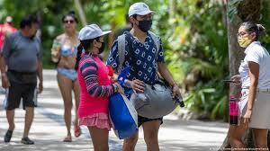 coronavirus tourism thrives in mexico