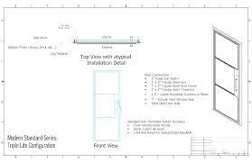 Garage Door Sizing Chart Quinoodle Club