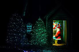 Christmas Lights Branson Mo Trail Of Lights Shepherd Of The Hills Branson Missouri