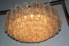 fancy crystal chandelier large italian murano art glass from venini arteriors caviar target lamp dining room full image for round light fixture eclectic