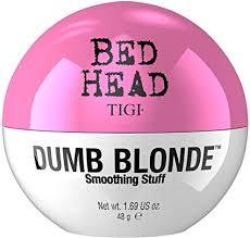 <b>Bed Head</b> by <b>Tigi Dumb</b> Blonde Smoothing Cream for Shiny Frizz ...