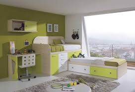Loft Bed For Small Bedroom Bunk Beds For Small Spaces This Engineered Wood Lshaped Bunk Is A