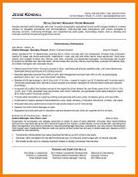 7 Resume Summary Examples For Retail Activo Holidays
