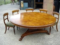 elegant large round extending dining table 15 extra country with leaves seats 10 12 people extendable
