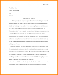 english essay outline format thesis for essay essays on the  personal narrative essay examples high school topics for grade how to write a great narrative essay