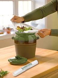 For The Kitchen Compostable Bags Bio Bags For The Kitchen Gardenerscom