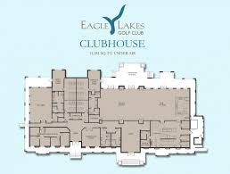 Restaurant and Facilities   Eagle Lakes Golf ClubView Clubhouse Floor Plans