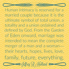 Getting Married Quotes Fascinating The Best Quotes From The Marriage And Family Relations Lesson 48