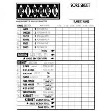 kismet game sheets kismet dice game replacement scorepads 3 replacement pads by
