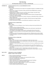 Pharmaceutical Resume Pharmaceutical Resume Samples Velvet Jobs 10