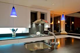 Small Picture Guidelines How to Pick a Lighting for Modern Kitchen