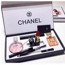 5 in 1 chanel imited edition gift set for lover present