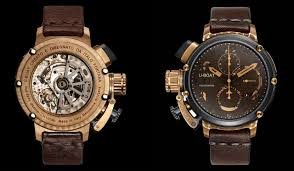 italian fashion news best luxury mens watches made in com the u51 bronze and b b models are styled after italo fontana s grandfather s 1940s designs for pilots © u boat