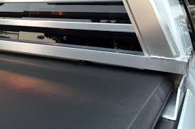 truck rack tonneau cover