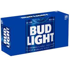 12 Pack Bud Light Bottles Bud Light 18 Pack 12 Oz Can