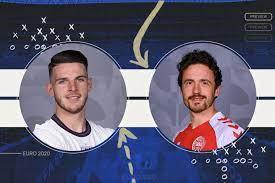 England vs Denmark, Euro 2020: What ...