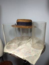 Lucite Stands For Display MidCentury Modern Large Store Display Vintage Lucite 100 Hat Stand 57