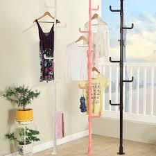Hanger Style Coat Rack Indoor Bedroom Clothes Hanger Rack Creative Korea Style Modern Coat 33